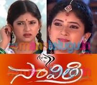 Savithri pallavi serial etv