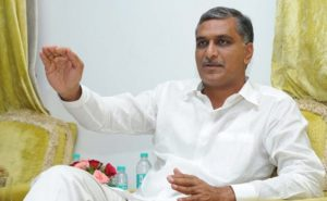Where is Harish Rao these days?