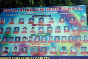 Viral Pic: Banner With Nursery & UKG Toppers!