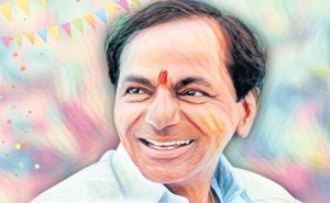 KCR 2.0: Weakness of opposition is his strength!