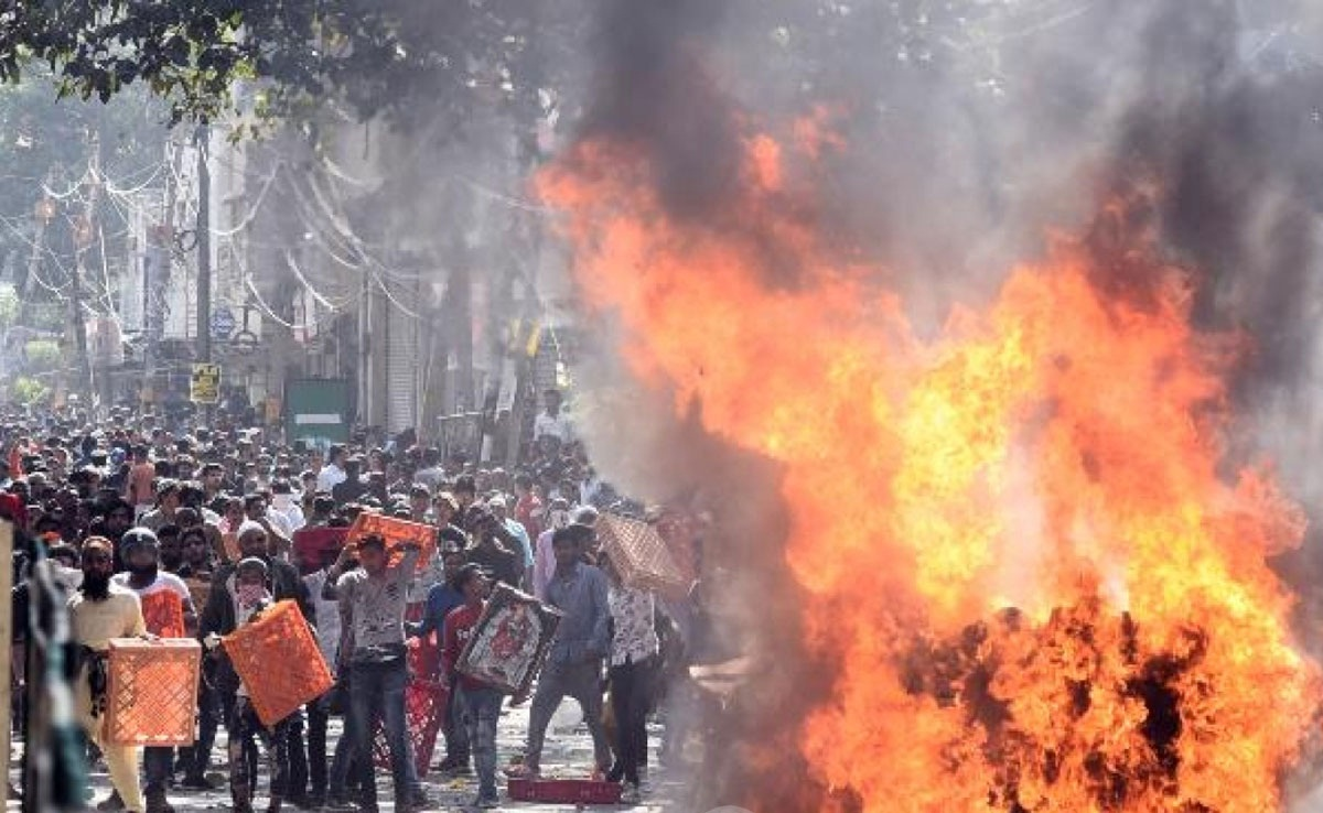 #DelhiBurning: Telugu Celebs stay mum!