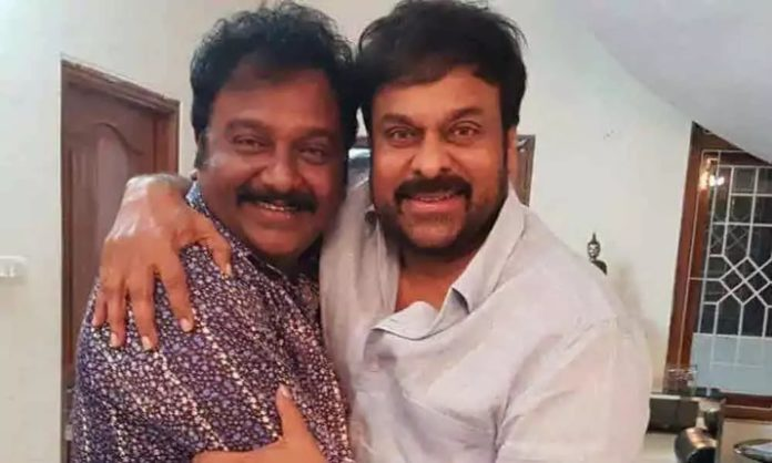 Strong Buzz: VV Vinayak to direct Chiru153?