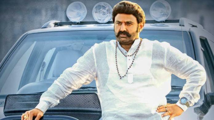 Balayya back to mass action entertainers