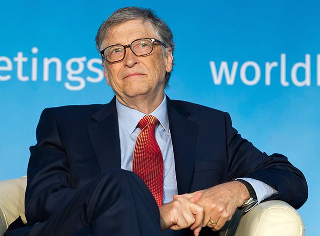 Bill Gates leaves Microsoft Board