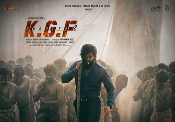 Goosebumps moments revealed from KGF 2