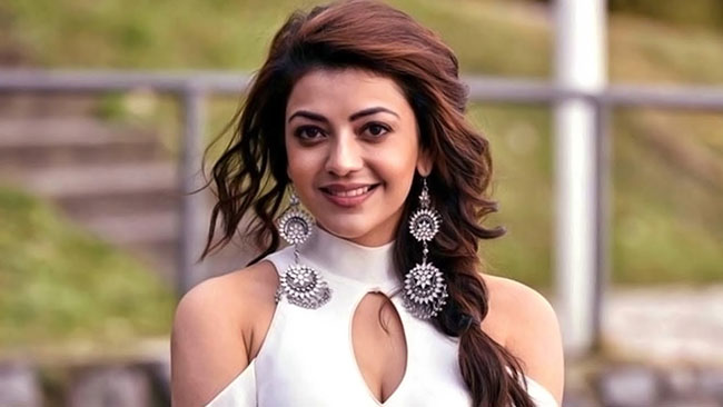 Kajal Opens Up About Having Alcohol!