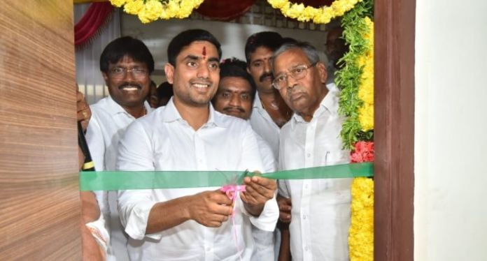 Even if I lost in elections, I will keep my promise: Lokesh