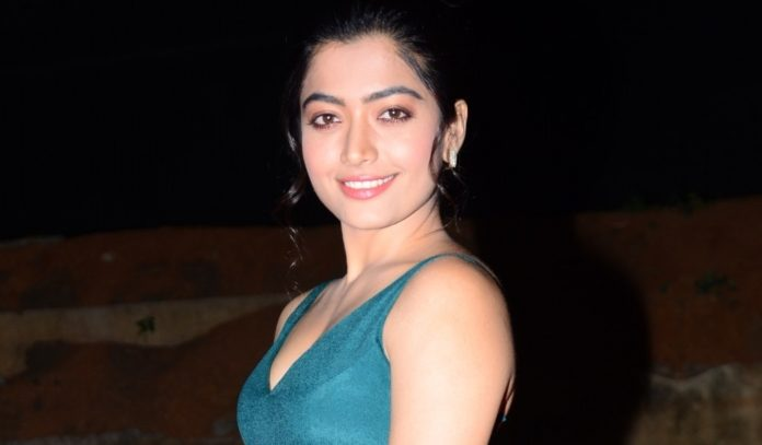 Rashmika – The ray of source for all top heroes!