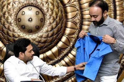 Why Jagan's sudden love for AP School students?