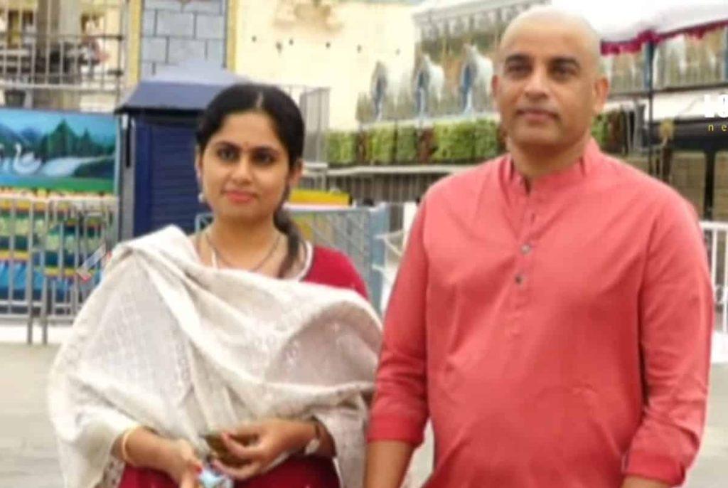 Pic Talk: Mr & Mrs Dil Raju Visit Tirumala