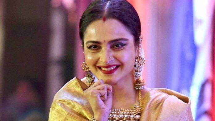 Covid-19 positive: Actress Rekha's bungalow sealed