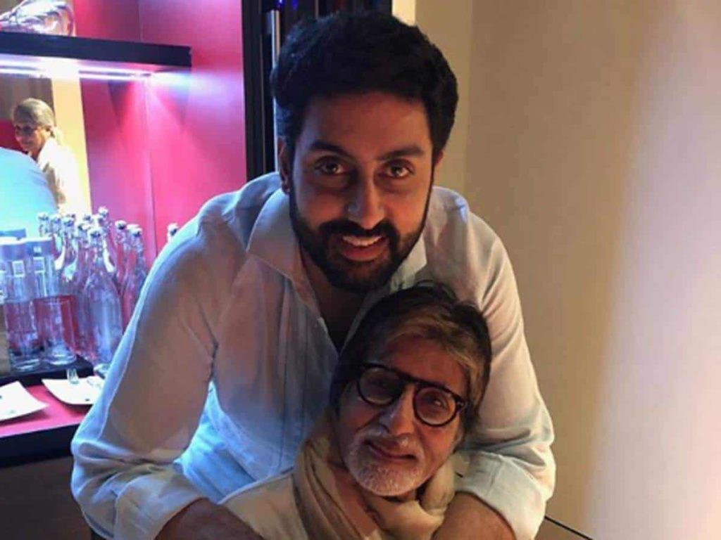 Celebs Wish Bachchans Speedy Recovery From COVID-19