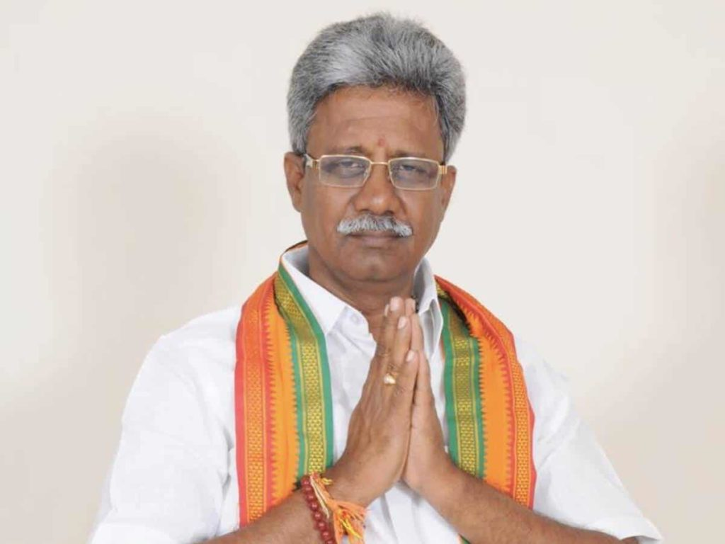 AP's Ex Minister Tests Positive Of Covid-19