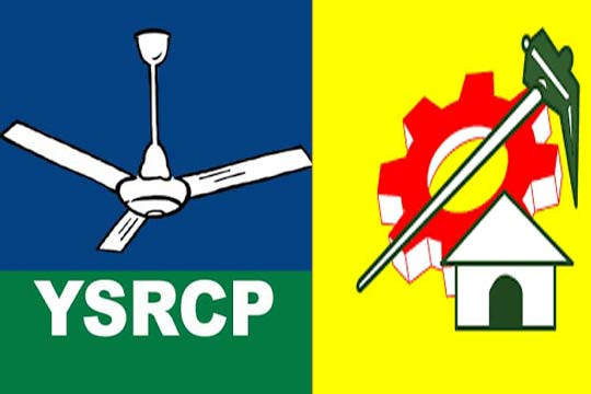 TDP cadre is so much happy when compared to YCP… But why?