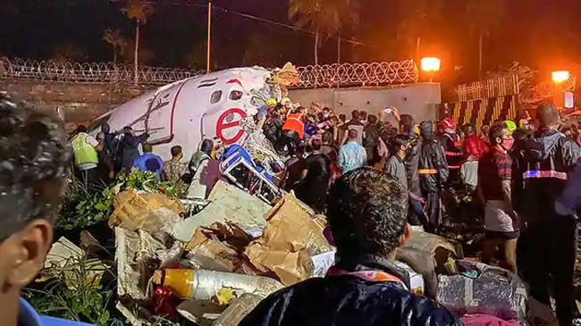22 People who Took Part In Rescue Operations In Kerala Plane Crash Catch Pandemic