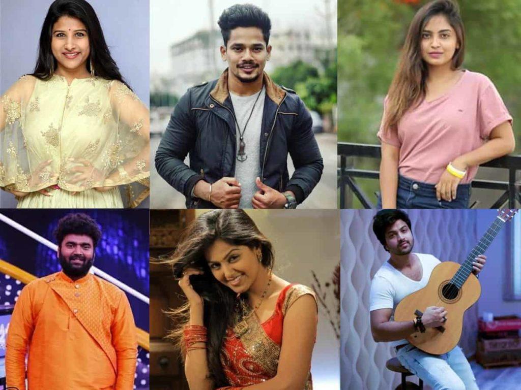 #BiggBoss4: Here Are The Half A Dozen Confirmed Contestants