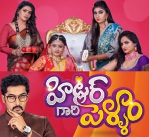 Hitler Gari Pellam Daily Serial – E91- 1st Dec