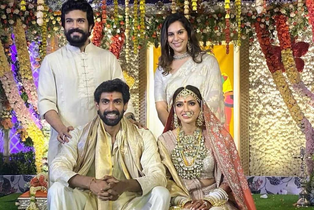 Talk Of Town: Home Made Food @ Rana's Wedding