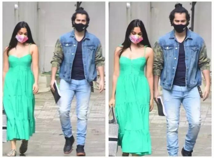 Varun and Kiara to pair up soon?!