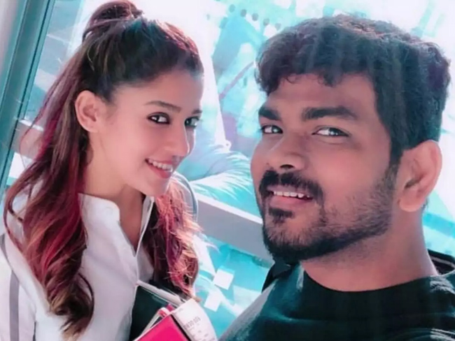 Vignesh's Unique Way Of Expressing His Love To Nayan!