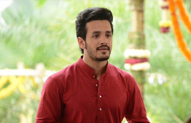 Akhil to work with star director next