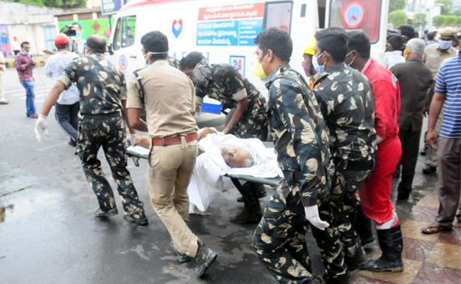 Andhra fire: Centre assures help to state govt