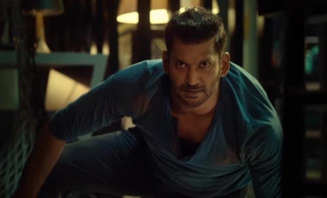 Vishal, Arya's Enemy Teaser: Action Extravaganza